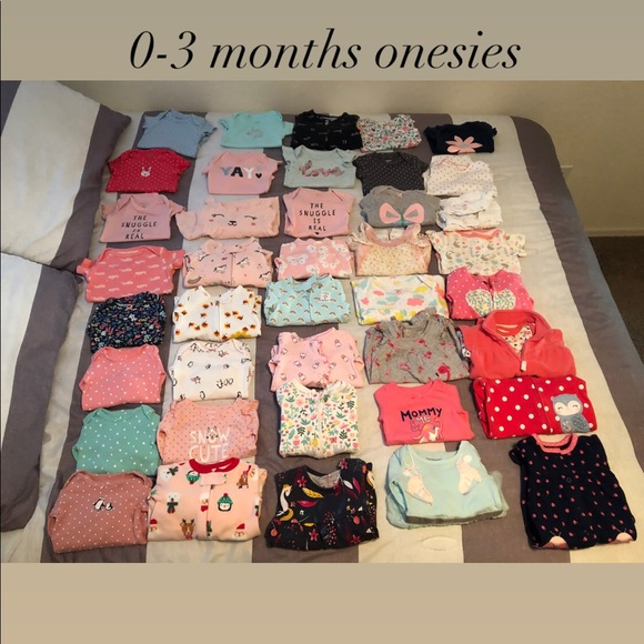 Baby clothes from Newborn-12 months for sale